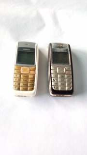 Celulares Nokia 1112.
