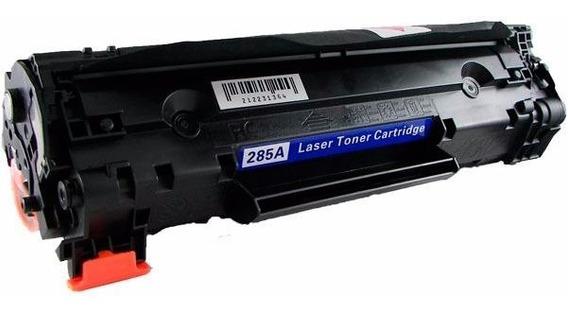 Kit Com 10 Toners Hp 85a Ce285a Compativel