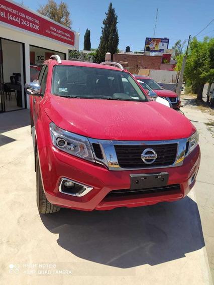 Nissan Np300 Frontier Le Platinum 2019 2.5 Le Aa Mt