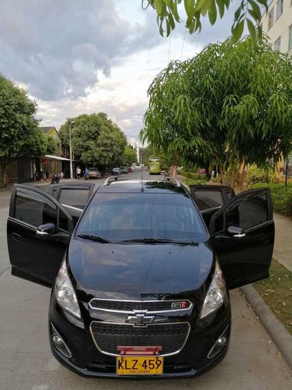 Chevrolet Spark Gt Ltz 2airbag-abs