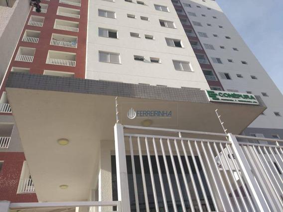 Apartamento Com 2 Dormitórios, 56 M² - Venda Por R$ 350.000,00 Ou Aluguel Por R$ 1.400,00/mês - Urbanova - São José Dos Campos/sp - Ap3667