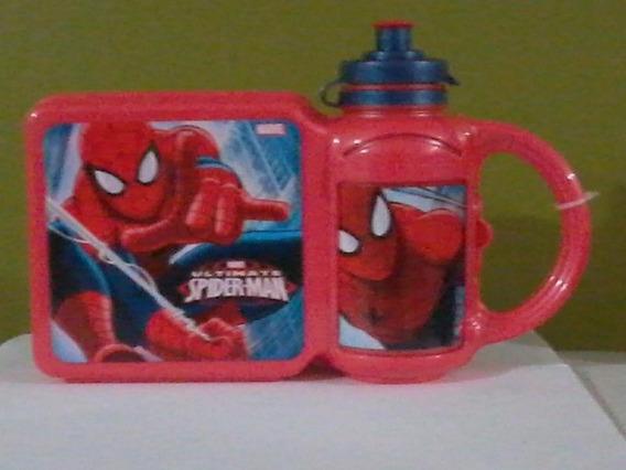 Sanduchera Con Telmo Plastico De Mickey, Spider-man Y Jake