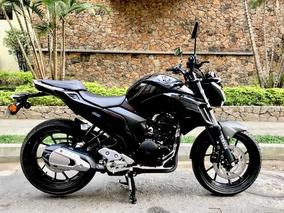 Hermosa Yamaha Fz25 Mod2018 Aun En Garantía De Concesionario