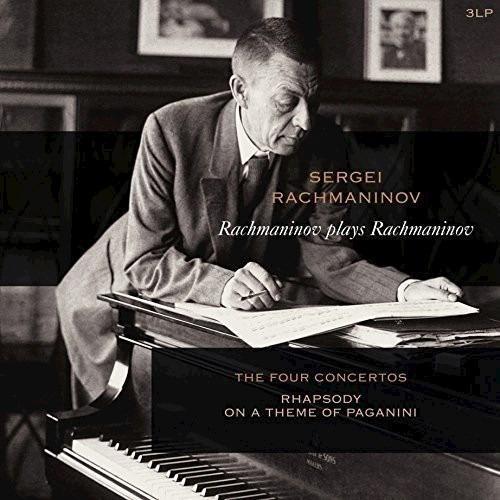 Plays Rachmaninov - Rachmaninov (vinilo)