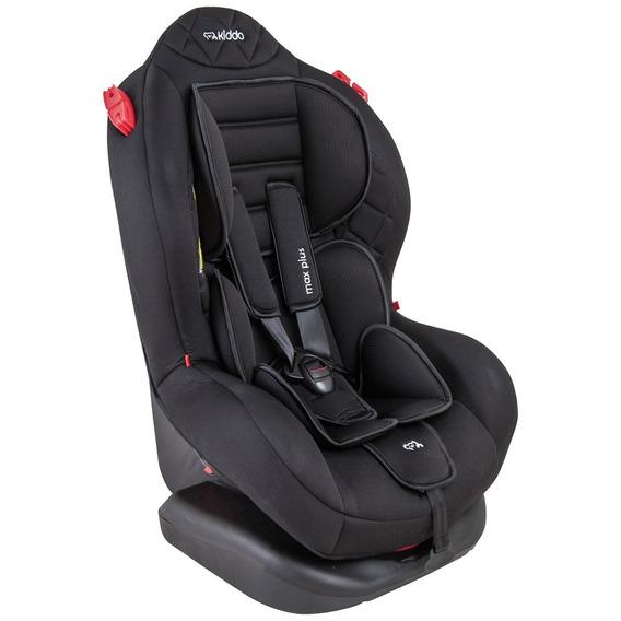 Cadeira Para Auto - De 0 A 25 Kg - Max Plus - Preto - Kiddo