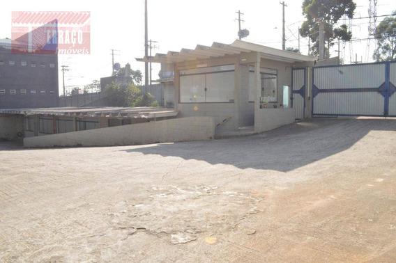 Galpão, Pque. Capuava, Santo André, 3.000m², Construíde E 4.000m² Terreno - Ga0022