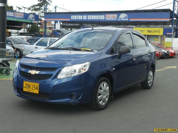Chevrolet Sail Ls Mt 1400 Ab