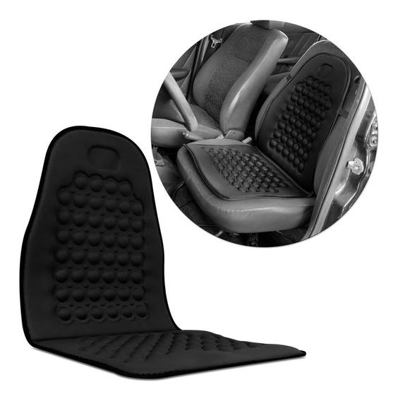 Kit C/4 Assentos Massageador Encosto Carro Automotivo