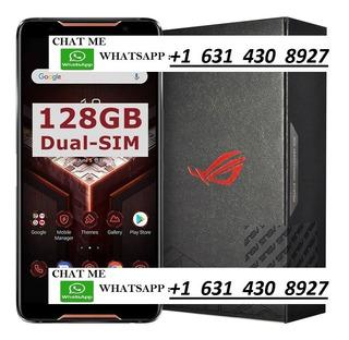 Asus Rog Gaming Phone Zs600kl Dual-sim 128gb Black