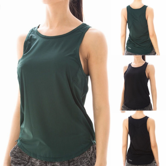 Musculosa Touche Sport Cool Crossfit Gym Running Deportiva