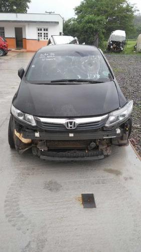 Sucata Honda Civic 2016 Manual - Rs Auto Peças Farroupilha