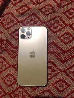Celular iPhone 11 Pro Gold 256