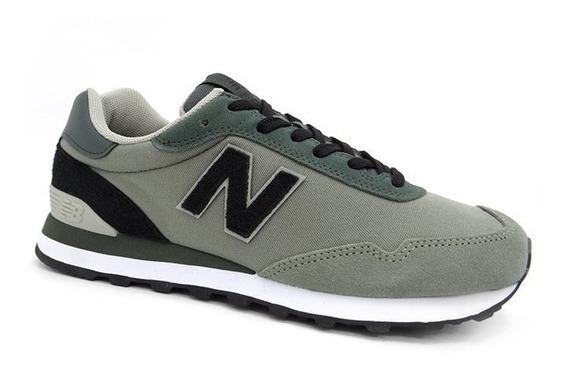 Tenis Masculino 515 Life Style - New Balance (06) - Verde
