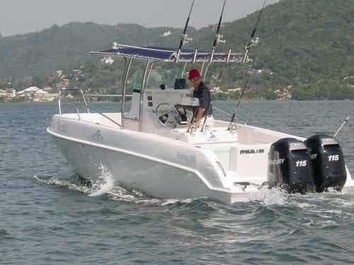 Sea Crest 245 Parelha Mercury 115hp 4t Conj 2017