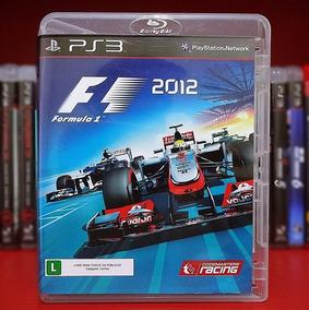 F1 2012 Formula 1 2012 Ps3