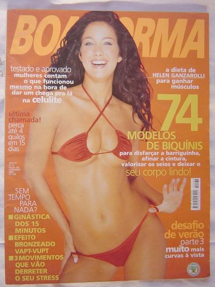 Revista Boa Forma - Nº 12 - Dezembro 2000.