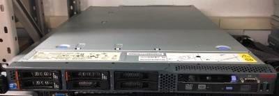 Ibm 7946 X3550 M2 Server 2x 2.80ghz Qc 8gb