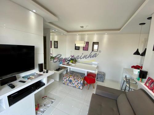 Apartamento À Venda Em Vila Industrial - Ap001679