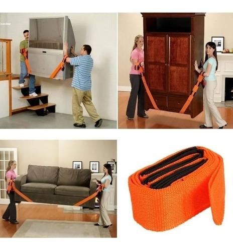 Cuerdas Para Levantar Y Transportar Muebles Carga Fácil