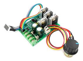 Pwm Controlador Velocidade Motor Dc De 6v Até 60v 30a Max