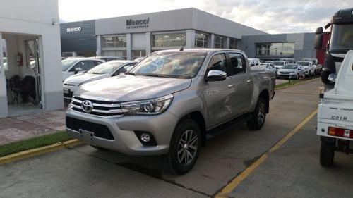 Toyota Hilux 2.8 Cd Srx/18 4x2
