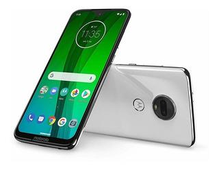 Telefono Motorola Moto G7 Blanco Xt1962-4 Libre 4gb 64gb