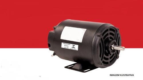 Imagem 1 de 1 de Motor Monof. 1740 Rpm N56 1cv 110-220v 4polos Hercules