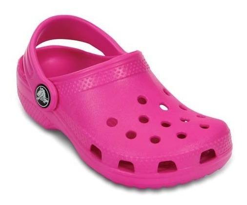 Sandália Crocs X Classic Infantil Kids Original Nota Fiscal