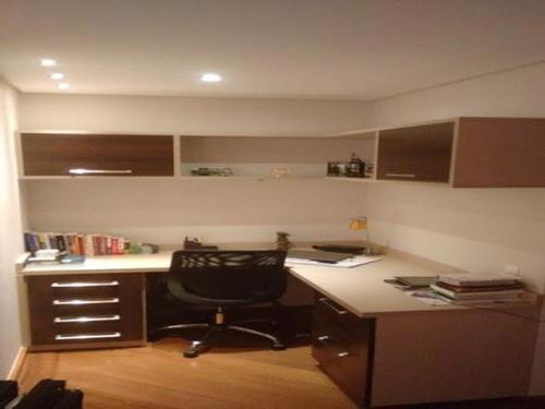 Apartamento Para Venda Em São Paulo, Cidade São Francisco, 2 Dormitórios, 1 Suíte, 2 Banheiros, 2 Vagas - 7661_2-498980