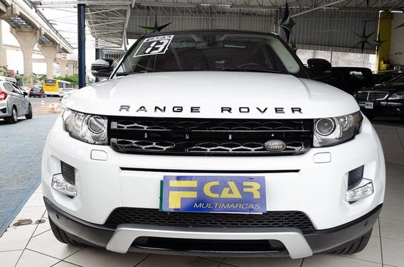 Land Rover Evoque Prestige 2013 Top,ipva 2020 Quitado