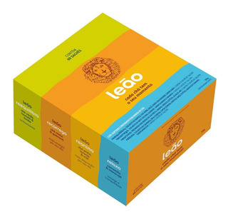 Chá Leão Funcionais - Caixa Mista 60 Saches