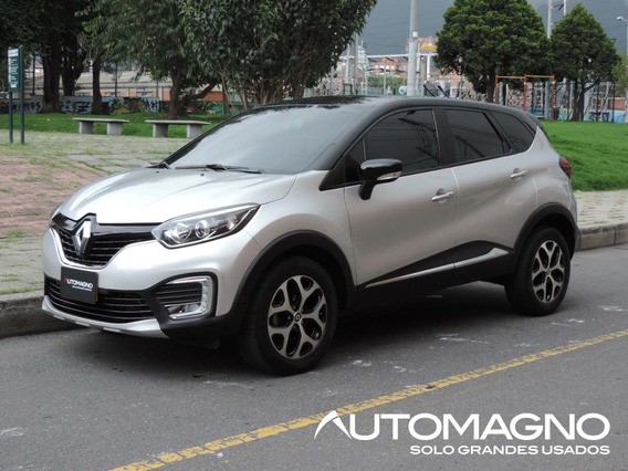 Renault Captur Intens Bitono 2.0 At