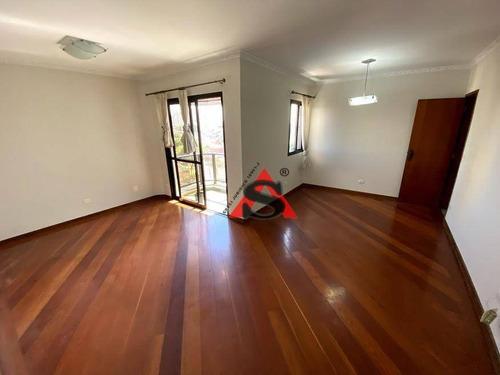 Apartamento Com 3 Dormitórios À Venda, 114 M² Por R$ 750.000,00 - Vila Nair - São Paulo/sp - Ap40285