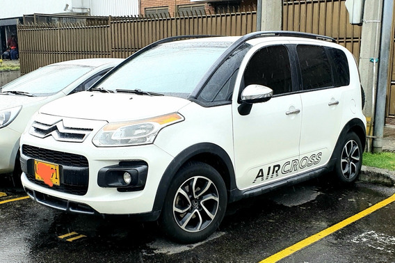 Citroën C3 Aircross 1.6i Exclusive