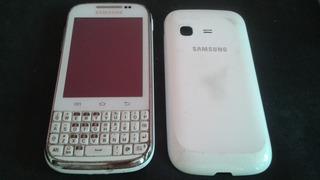 Smartphone Samsung Galaxy Chat B5330b - Não Liga