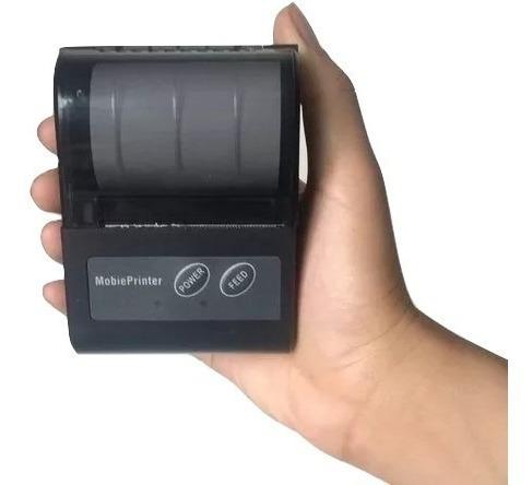 Kit 10 Mini Impressora Bluetooth Termica Cupom Não Fiscal 58mm Apostas Esportivas