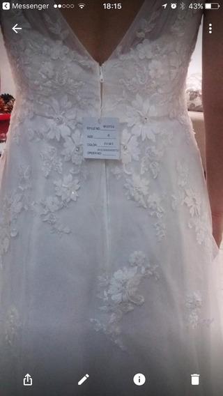 Vestido De Noiva (david