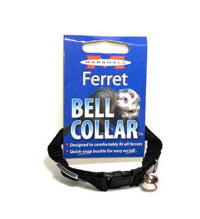 Marshall Ferret Bell Collar Hurón Con Cascabel Ajustable