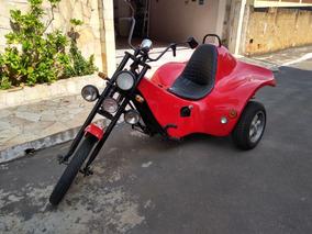Triciclo Renha Vw 1600 - Classico - Raridade