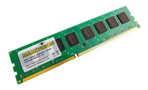 Imagem 1 de 1 de Memória RAM color Verde  4GB 1 Markvision MVD34096MLD-16
