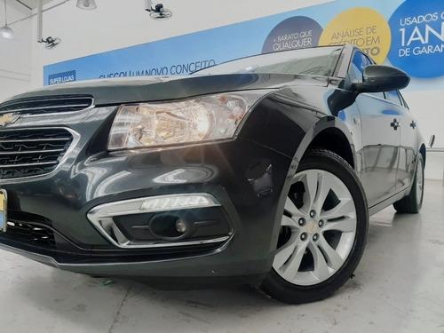 Chevrolet Cruze 1.8 Ltz 16v Flex 4p Automatico 2016/2016