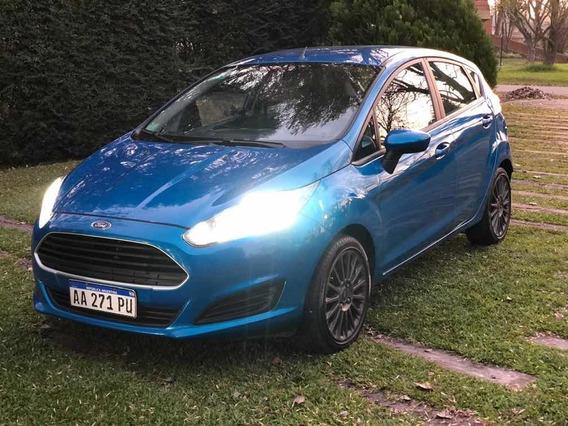 Ford Fiesta Kinetic Design 1.6 S 120cv 2016