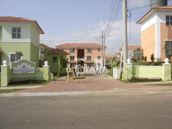 Apartamento Com 3 Dormitórios À Venda, 65 M² Por R$ 240.000,00 - Residencial Villa Flora - Sumaré/sp - Ap0545