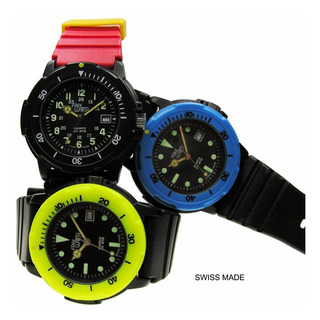 Free Watch - Swiss Brand Sumergible 20 Atm. Swiss Made