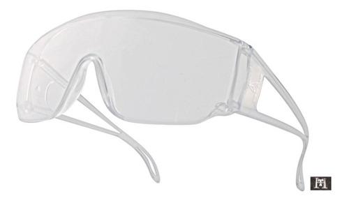 Anteojos Gafas De Seguridad  Piton2 Clear Incoloro Eslingar