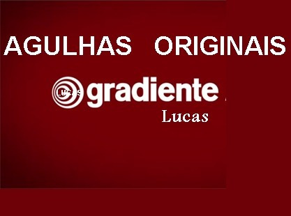 Gradiente Agulha Toca Discos Legacy Ds 2000