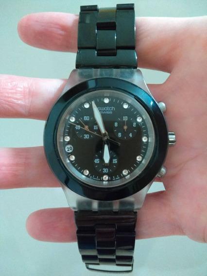 Relógio Swatch Preto