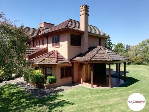 Hermosa Casa En Venta Se Aceptan Pesos, Club Privado Loma Verde, Escobar