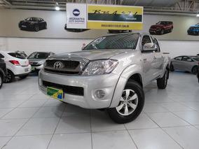 Toyota Hilux 2.7 Sr Vvt-i 4x2 Cd Aut Completão Só 59.900 Kms