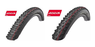 Par Pneu Schwalbe Rocket Ron Addix + Racing Ralph 29x2,25 Addix Evo